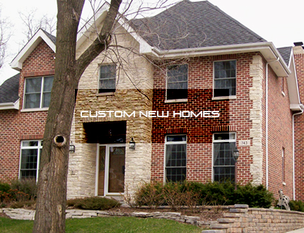 Custom Home Builder 60439